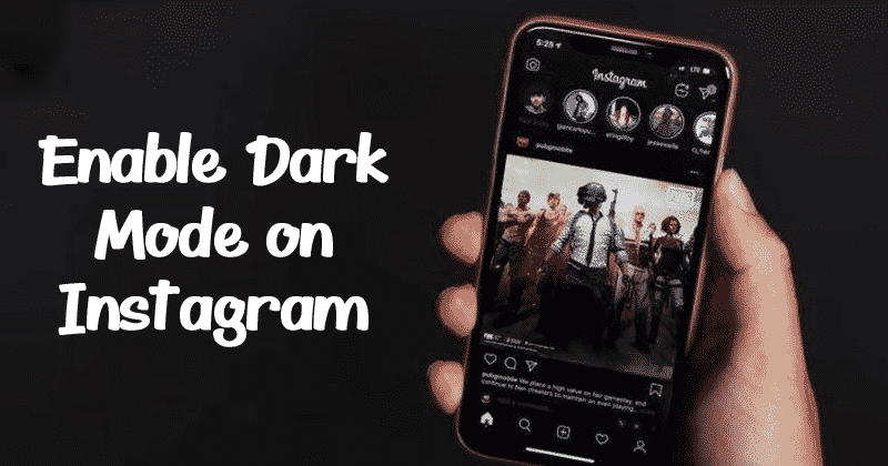 How to get Instagram dark mode: for iPhone and Android